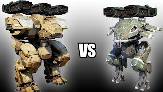 Fury (Thunders) vs Carnage (Thunders) - AnakinTEST #10 | War Robots