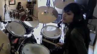 Infected - 12 Stones - Drum Cover - Ashni