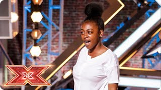 Rai Elle Williams Is Sailing Through To Boot Camp | Auditions Week 4 | The X Factor 2017