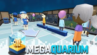 MEGAQUARIUM - Business Is Booming! (Aquarium Simulator)
