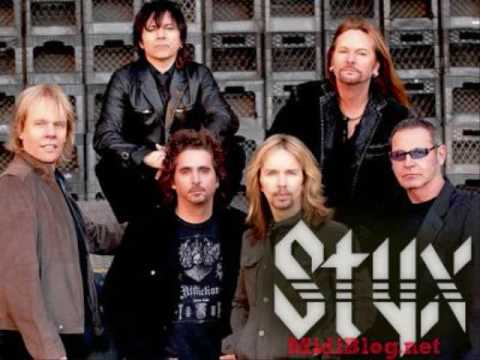 First Time- Styx