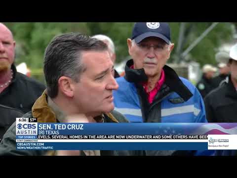 Sen. Cruz in Kingsland on KEYE - October 17, 2018
