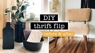 THRIFT FLIP Home Decor On A BUDGET // Come Thrift With Me  | XO, MaCenna