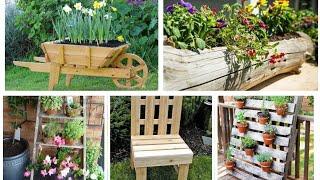 100 Diy Wood Garden Project Ideas, Diy Garden Ideas