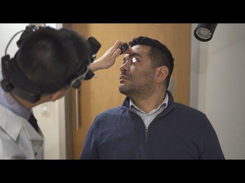 Áfonya a látási gyógyszerek javítására