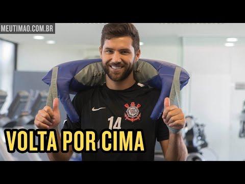 De renegado à estrela, Felipe conta sua trajetória humilde até chegar ao Corinthians