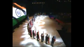 Indian National Anthem: PM Modi at the Community event in Belgium