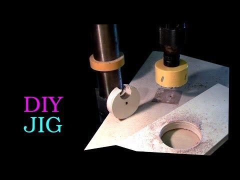 DIY JIG - Kleiner aber genialer Trick für Lochsägen