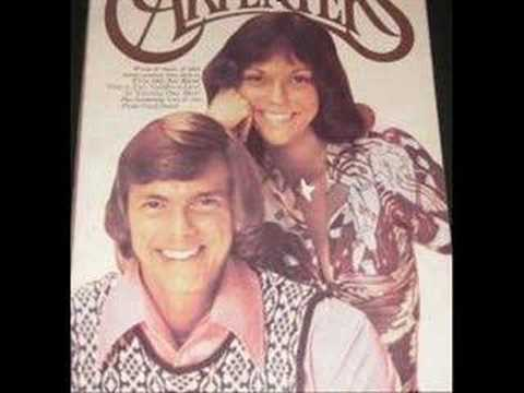"Carpenters ""Your Baby Doesn't Love You Anymore"""