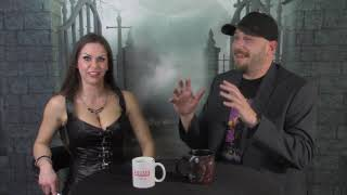 Rachel Roxxx Reacts To HALLOWEEN, Carter Lee Drops  Fun Facts and Fan Q&A On RACHEL ROCKS HORROR