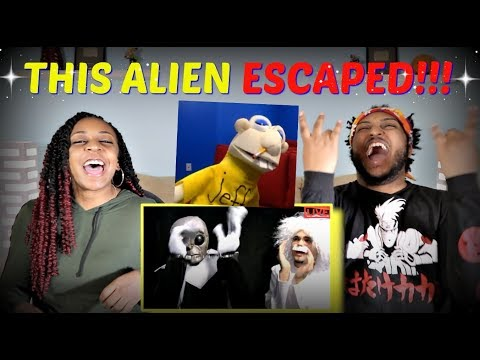 "SML Movie ""Alien Jeffy!"" REACTION!!"