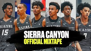 Bronny James, Zaire Wade, Brandon Boston and Sierra Canyon Are Going to Be a PROBLEM