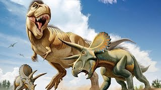 Who Would Actually Win In A Fight? T. Rex Vs Triceratops