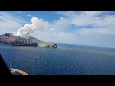 Νέα Ζηλανδία: Πιθανότητα νέων εκρήξεων του ηφαιστείου  – Δύσκολη η ανάσυρση των θυμάτων…