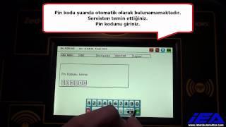 Kia Sportage 2014 Keyless Anahtar Programlama