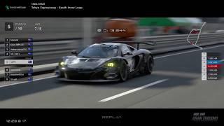 Gran Turismo™SPORT - Tokyo Expressway South Inner Loop McLaren 650S Gr3 (online race)