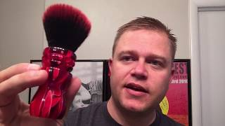 Beginners How To Face Lather With A Synthetic Brush