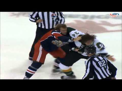 Luke Gazdic vs. Triston Grant