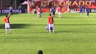 Internacional 3 X 2 Cruzeiro Pela 15ª Rodada Do Brasileirão 2011 - Gols