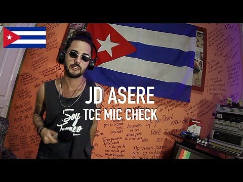 JD Asere - Puchogensa [ TCE Mic Check ]