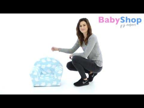 Der leichte Kindersessel aus Schaumstoff- www.babyshop.expert