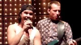 Lukas Graham - Never Let Me Down - 26.06.2013 Mojo Club