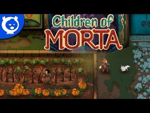 Gameplay de Children of Morta