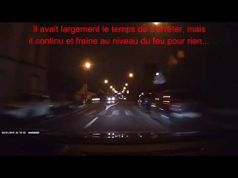 Bad Driving in Europe - France 1064