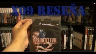 X09 Reseña Resident Evil 2 para GameCube y PlayStation