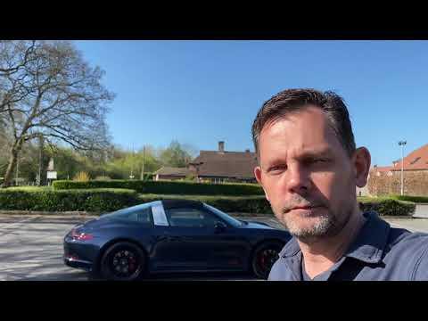 Porsche 991 Targa 4 GTS - 1 Owner From New Video