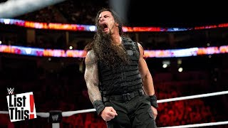 5 Superstars with the most Royal Rumble Match eliminations: WWE List This!