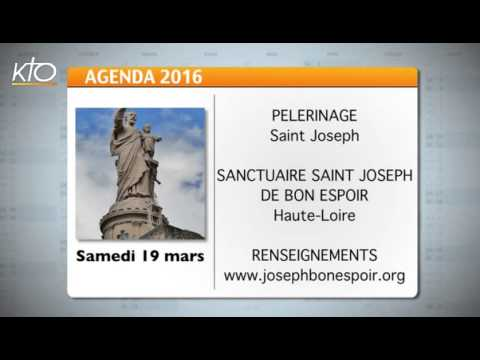 Agenda du 14 mars 2016