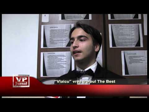 """""""Vlaicu"""" vrea trofeul The Best"""