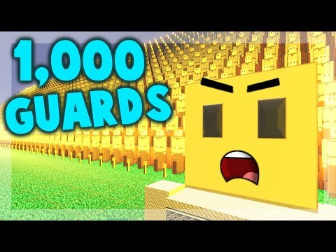 Colony Survival - 1,000 GUARDS DEFENSE WALL! | Zombie Slaughterhouse
