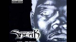 Keak Da Sneak - Drank, Weed, Sex (ft. Ant Banks)