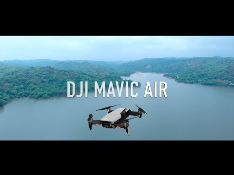 new-dji-mavic-air--flying-1st-time--lof-studio