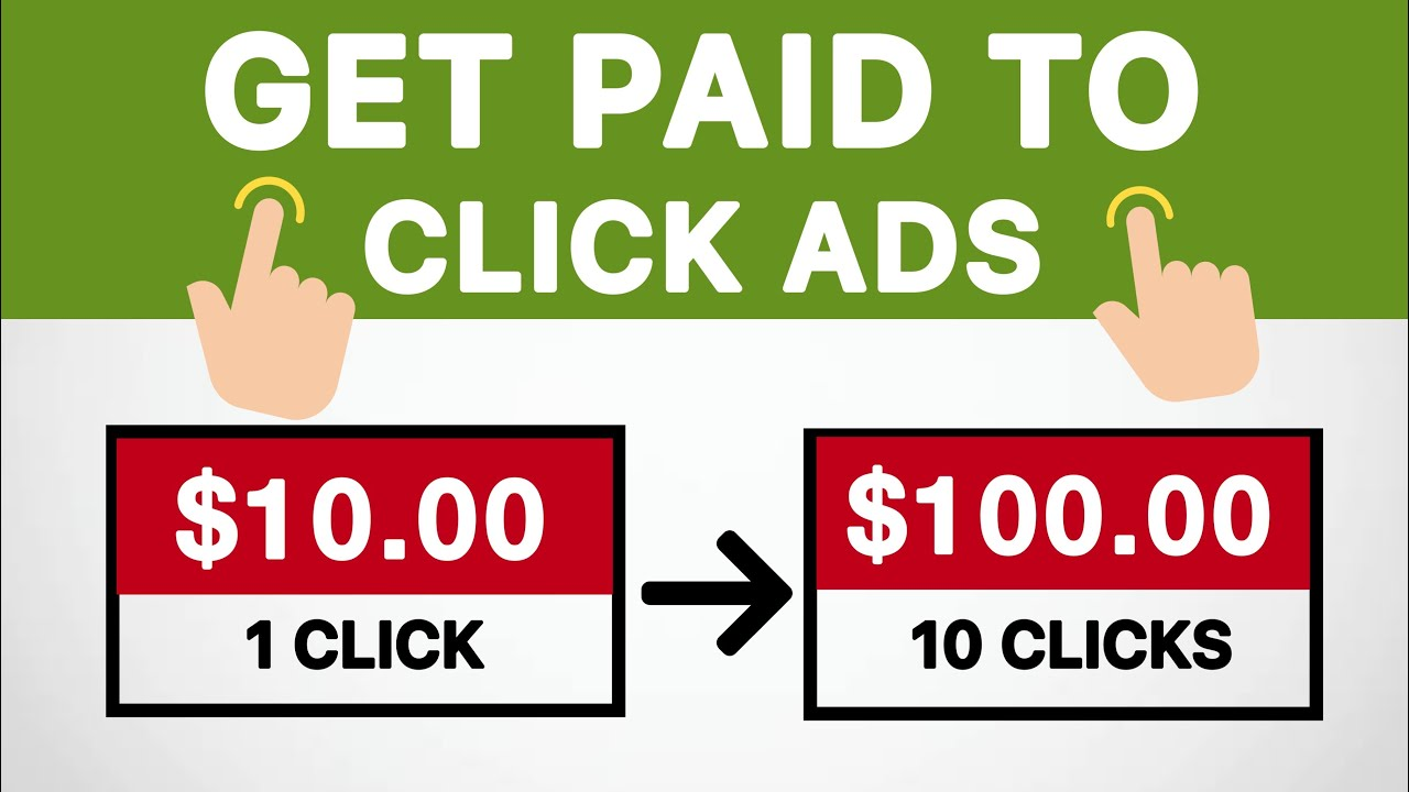 Make $100  Daily Clicking Advertisements * New Approach *|Earn Money Online FREE - Worldwide thumbnail