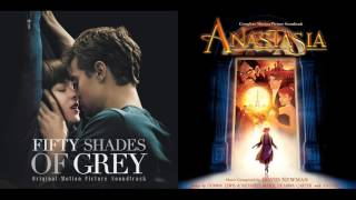 Fifty Shades of Anastasia - Ellie Goulding & Richard Marx, Donna Lewis Mashup