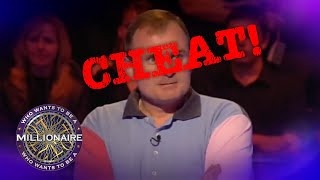 The Truth Behind The Cheater | Who Wants To Be A Millionaire?