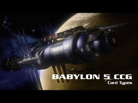 Babylon 5 CCG - Card Types