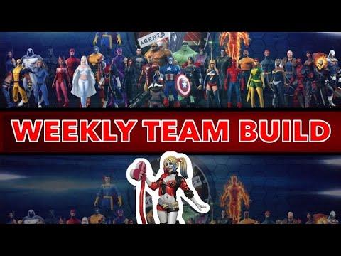 Weekly Team Build #8