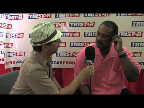 Artie Clear interviews Jim Rice at the 33rd Annual National