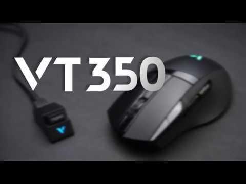Rapoo VT350 (Cable, Wireless)