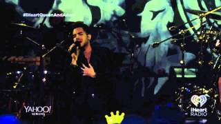Queen + Adam Lambert - Love Kills live at the iHeartRadio theatre HD (16th June, 2014)