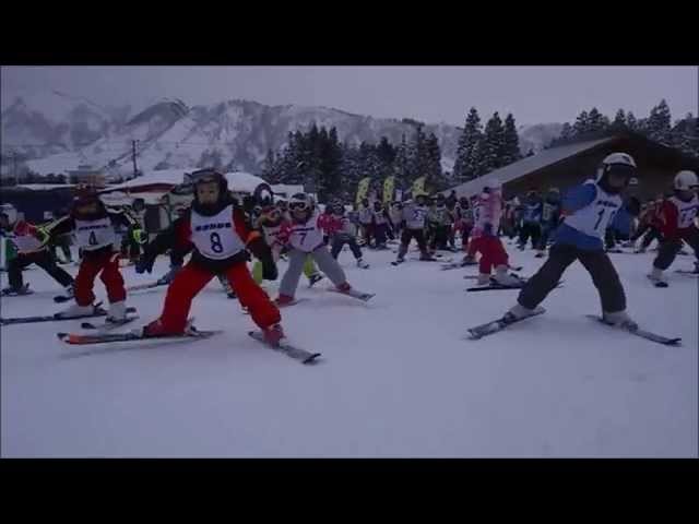 2015スキーキャンプ