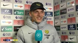 Thomas Tuchel delighted for Mason Mount as Chelsea run riot vs Norwich
