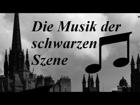 Die Musikstile der schwarzen Szene | Styles of Goth Music
