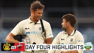 WA's last-wicket pair survive in classic Shield finish | Marsh Sheffield Shield 2020-21