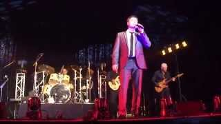 "Donny Osmond sings ""Sacred Emotion"" March 9, 2014"