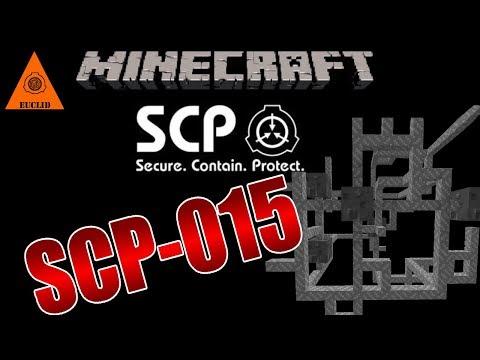 Minecraft SCP Site-19 - Meet SCP-015